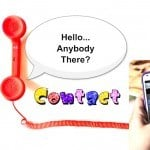 maak je online contact