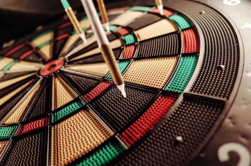 focus en maak doelen zichtbaar